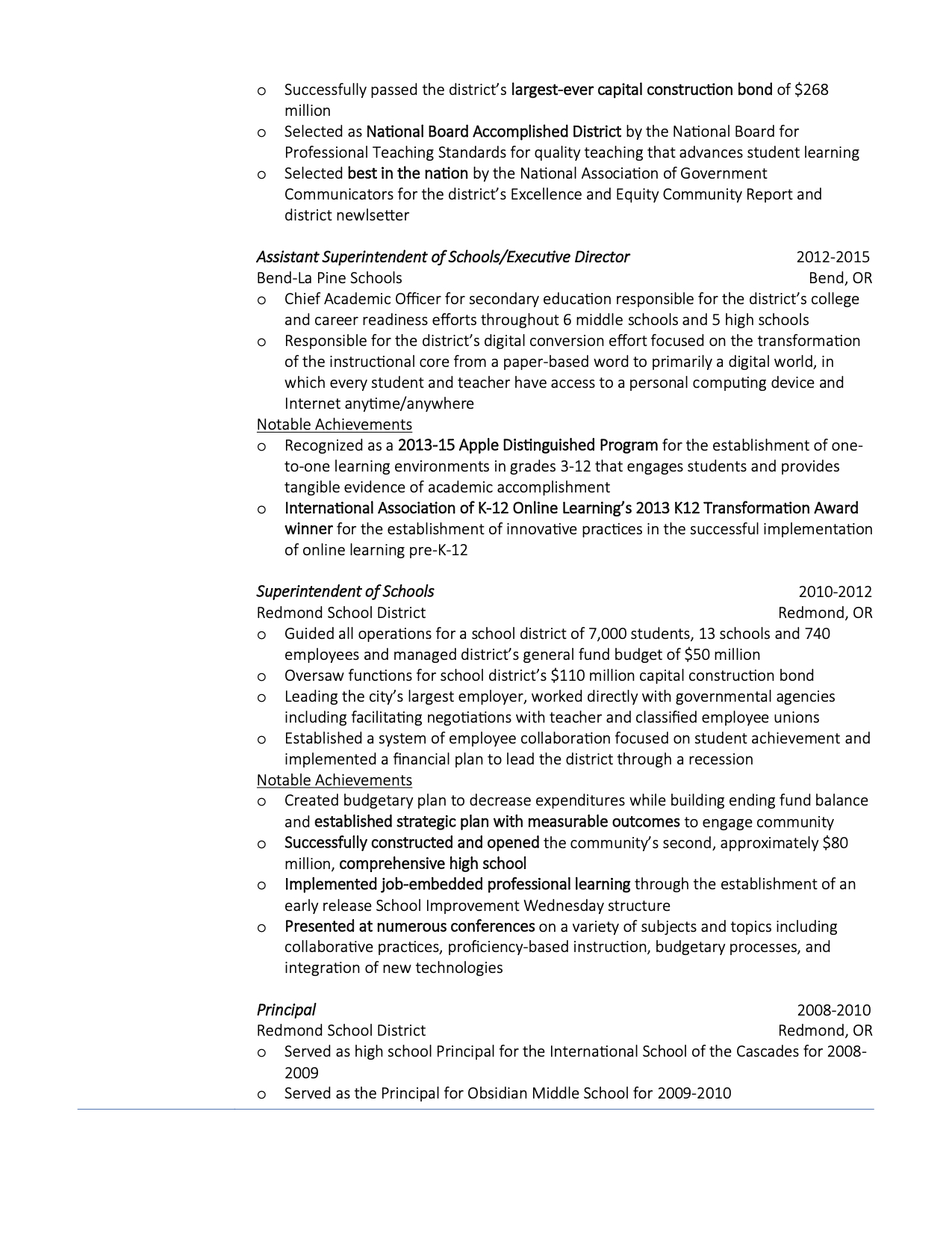 Shay Mikalson Resume- HDESD 2